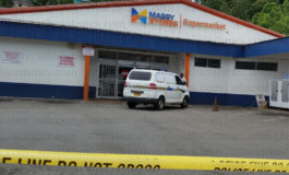 Chopping incident at Massy Stores, La Clery