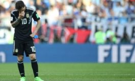 Messi misses penalty as Iceland hold Argentina for draw