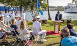 Mayor thanks Freewinds