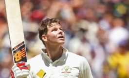 Sammy has no problem playing with disgraced Steve Smith