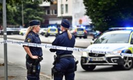 Three dead and three wounded in Sweden shooting