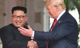 Kim invites Trump to visit Pyongyang