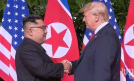 Trump hails progress after Kim summit