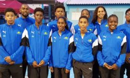 Two Medals for St. Lucia at the CCCAN Swim