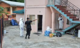 T&T: Woman goes on stabbing rampage