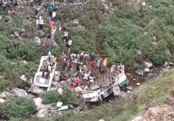 Forty dead in India bus crash