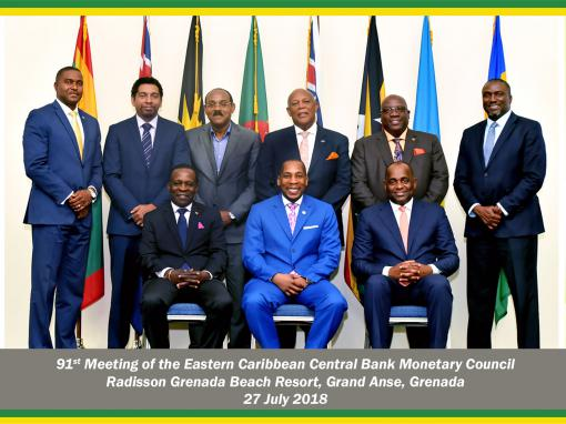 Communique of 91st Meeting of the Monetary Council of the Eastern Caribbean Central Bank