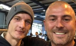 UK: Homeless man gets on-the-spot job offer