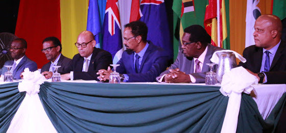 OECS Ministers Agree on Unified Approach to  Climate Change Issues