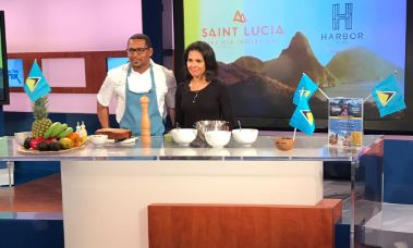 Exotic local recipe featured on popular US network