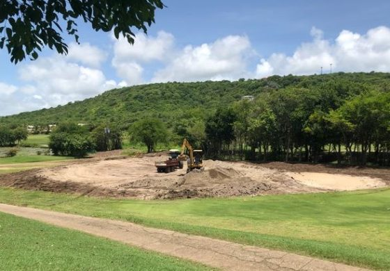 Upgrade Commences at Sandals Golf & Country Club