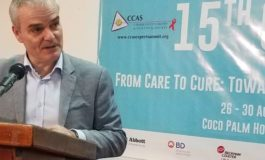 Saint Lucia Conference told HIV not a 'death sentence'