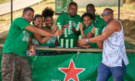 HEINEKEN GREEN SYNERGY Continues to Amplify The Beat!