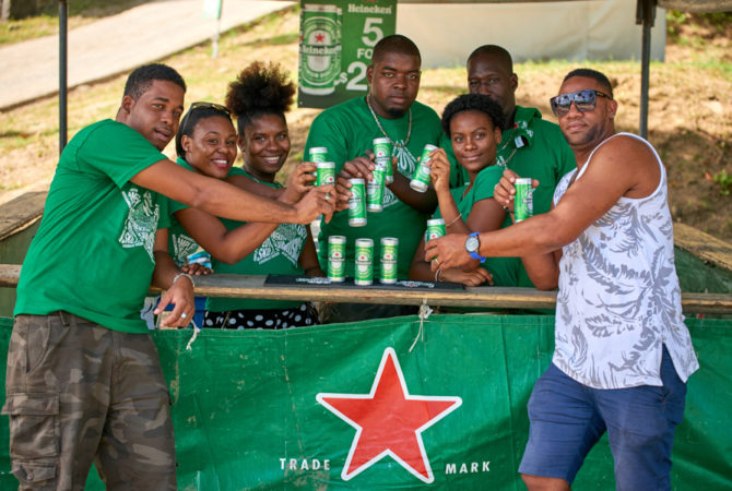 HEINEKEN GREEN SYNERGY Continues to Amplify The Beat