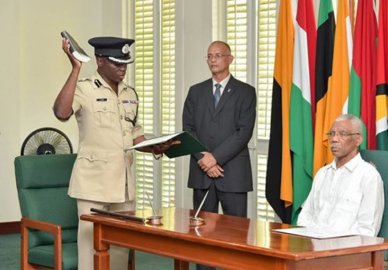 Guyana: James is new top cop