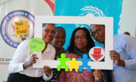 Great strides in Child Protection in the Eastern Caribbean