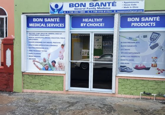 Bon Santé Inc. Team up with Collins Barbados Limited to help in the fight against Diabetes Mellitus