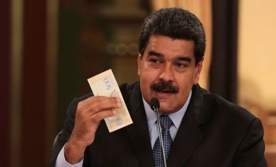 Venezuela's Sovereign Bolivar, Economic Reforms Go Into Effect