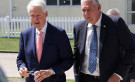 PM thanks President Clinton for visiting OJO labs