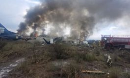 Plane carrying 103 people crashes -- everyone survives