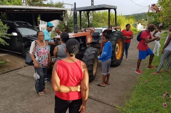 Martinique: Supporters mobilise against expulsion of Dominican family