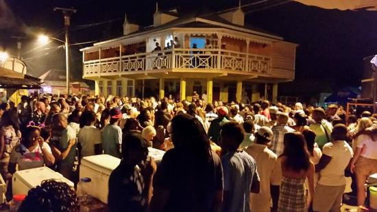 More vibes at Gros Islet Friday night