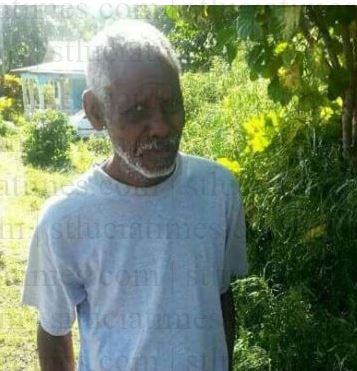 Hunt on for missing senior citizen