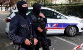Knife attack near Paris leaves two dead