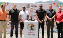 Brand new Hero CPL trophy launched for 2018
