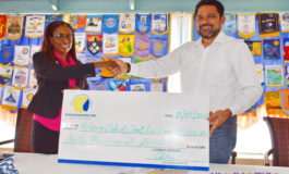 SLHTA funds for Rotary project