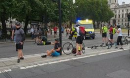 Several hurt in Westminster 'terror attack'