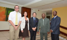 Chemical Weapons Conference in Barbados
