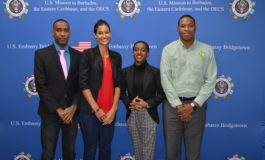 Saint Lucians among young entrepreneurs in U.S government programme