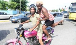 Jamaica: Cops ignoring bike taxis for now