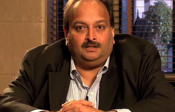 Choksi's Indian properties seized