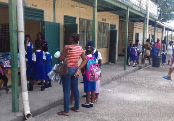 Parents report problems at Micoud Primary