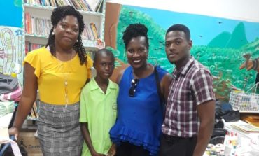 Saint Lucians Living in New York Give Back