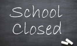 Closure of School as a result of Approaching Weather System