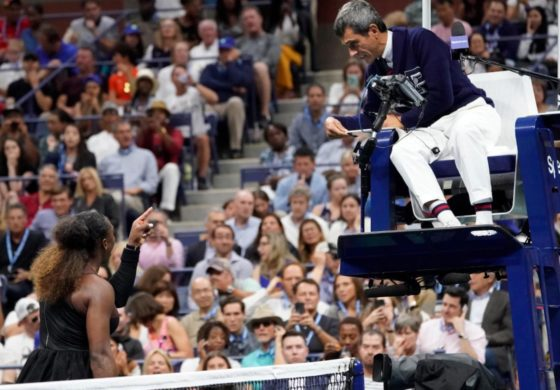 Serena Williams falls to Naomi Osaka in controversial final