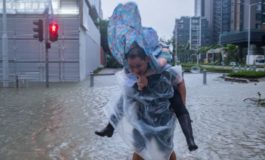 Millions evacuated as typhoon batters south China