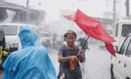 At least 12 dead after typhoon lashes Philippines