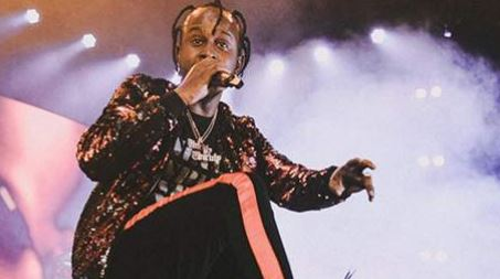 Popcaan Joins Buju - St  Lucia Times News