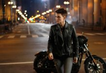 Ruby Rose as Kate Kane in Batwoman.