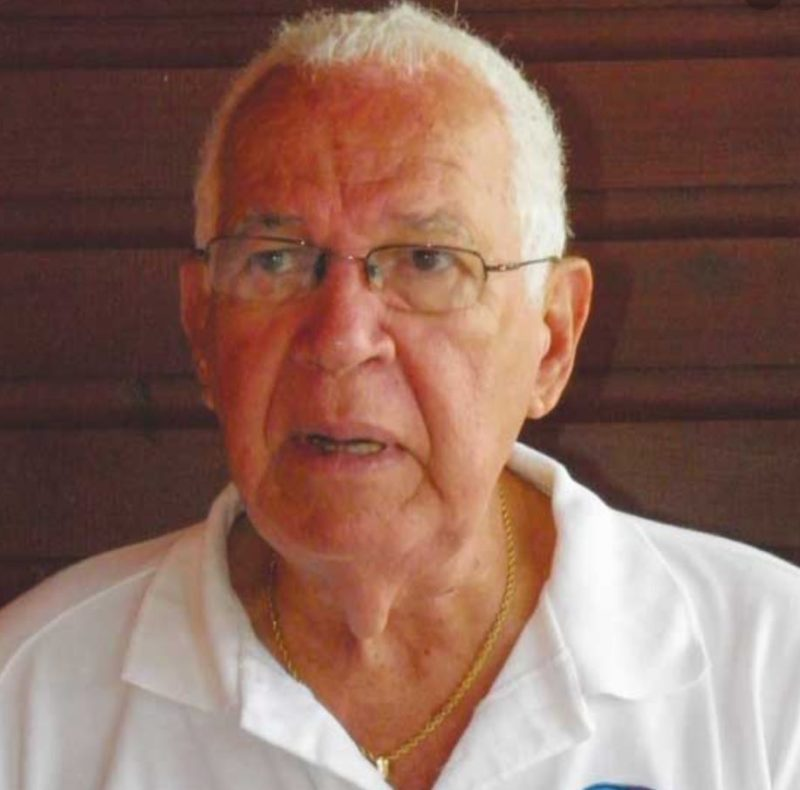 """Joseph """"Reds"""" Perreira To Receive Cricket West Indies Honour"""