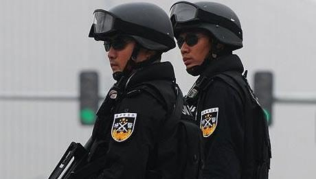 Eight schoolchildren killed in China, suspect arrested
