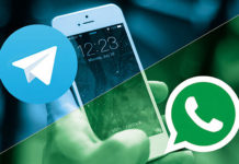 Whatsapp vs Telegram App