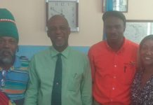 Castries Mayor meets marijuana advocates